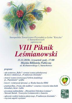 VIII Piknik Leśmianowski @ Kochanowskiego 5 | Starachowice | świętokrzyskie | Polska
