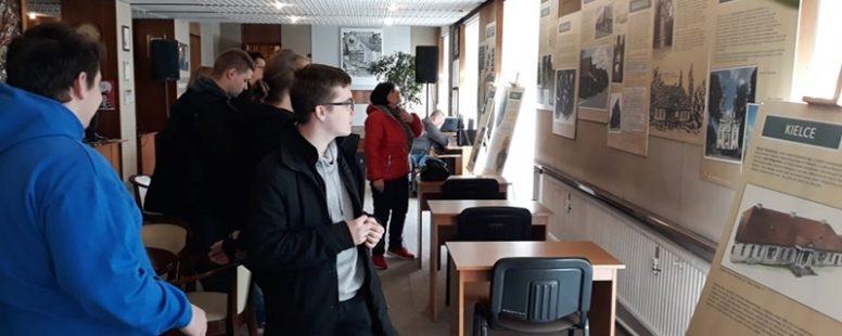 Zapraszamy klasy na zwiedzanie wystawy