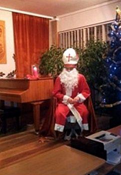 Mikołaj dla dzieci z PCPR @ Kochanowskiego 5