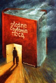 Głośne Czytanie Nocą - Kosmos @ Kochanowskiego 5
