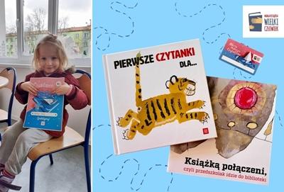 Czy twój przedszkolak korzysta już z biblioteki?