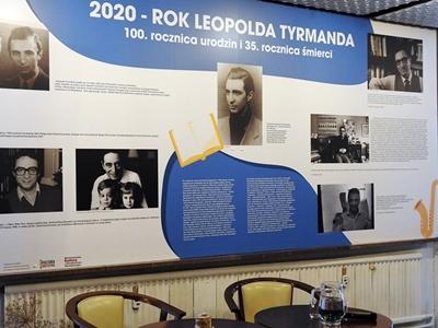 """Rozczytaj Seniora – """"Życie i twórczość i Leopolda Tyrmanda"""""""