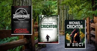 Z historii literatury – John Michael Crichton