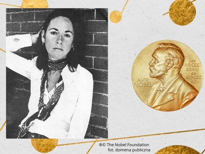 Nobel z literatury dla Louise Glück