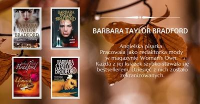 Trzy Barbary, trzy pisarki, najchętniej wybierane przez czytelników