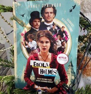 """Enola Holmes. Sprawa zaginionego markiza"""