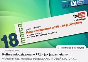 Kultura młodzieżowa w PRL