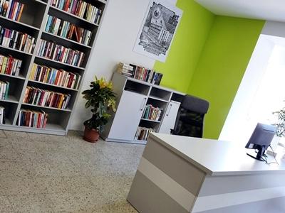 Biblioteka Główna czynna od 12 kwietnia