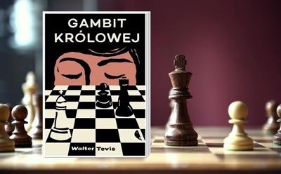 "Walter Tevis ""Gambit królowej"""