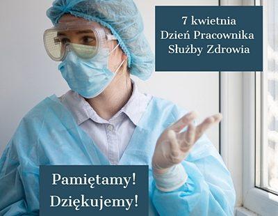 Dzień Pracownika Służby Zdrowia