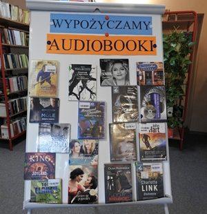Zapraszamy po audiobooki