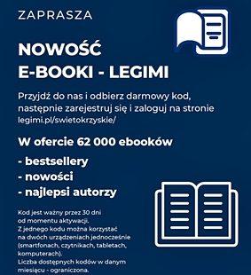 Lubicie e-booki? Są już kody na czerwiec
