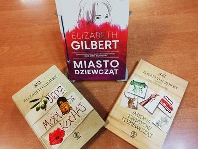 Polecamy książki Elizabeth Gilbert