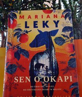 """Mariana Leky """"Sen o okapi"""""""