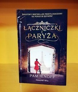 """Pam Jenoff """"Łączniczki z Paryża"""""""