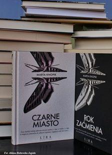 "Marta Knopik ""Czarne Miasto"""