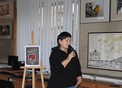 Spotkanie podróżnicze z Anetą Marciniak